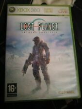 LOST PLANET EXTREME CONDITION XBOX 360 gioco in scatola PAL XBOX ONE XBOX ONE X