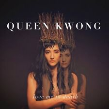 QUEEN KWONG - LOVE ME TO DEATH   CD NEU