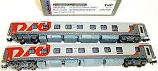 Set wlabmz RZD epvi 2 partes Moscú NIZZA milano 1:160 N LS models ls98024 NUEVO