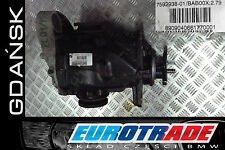 BMW E84 X1 2,0D N47 HINTERACHSGETRIEBE REAR AXLE DIFFERENTIAL 7592938 2,79
