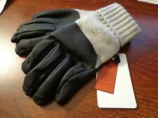 $200 THE NORTH FACE Cryos Gloves - Cashmere Wool - Fawnes Leather - Men's Medium