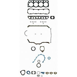 Overhaul Gasket Set -FEL-PRO FS9196PT1- OVERHAUL GASKET SETS