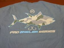 Magellan Outdoors Pro Angler Series Fishing T-Shirt Size Medium  V4