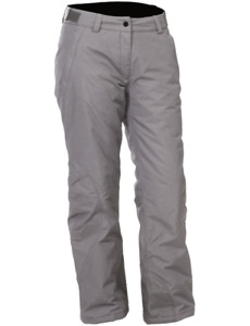 Castle X Bliss Women's Snow Pants Light Grey