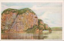 Cape Trinity Canada Steamship Lines Quebec Unused Postcard F31