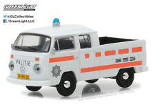 Greenlight 1:64 Club V-Dub 6 1977 VW Type 2 Double Cab Pickup Netherlands Police