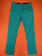 ELEMENT Pantalon  Homme Taille 28 US / 38 Fr - Vert - Stretch