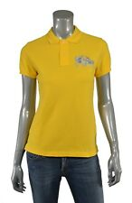 Women's Ralph Lauren Skinny Dual Match Polo Shirt S New $125