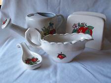 ceramic kitchen set Apple design