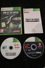 XBOX 360 : ZONE OF THE ENDERS : HD COLLECTION - Completi, ITA ! Due capolavori !