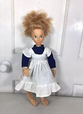 "Mimi Barbie Doll 1986 Mattel Vintage 18"" Soft Body Poseable Blonde"