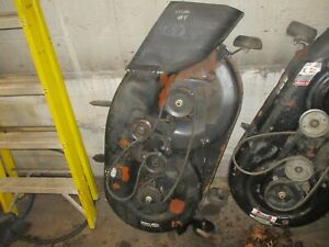 """Craftsman 42"""" Riding Mower Complete OEM Deck Assembly 169583 171491 171639 #F"""