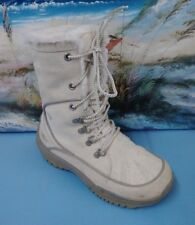 Columbia Lavela Women's 5.5 Suede Winter Snow Boots Waterproof Thinsulate