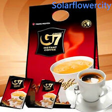 100 sachets G7 3-In-1 Vietnamese Instant Coffee 100 Sachets -Fast shipping
