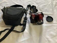 "Kodak Az401Rd 16Mp Point & Shoot Digital Camera with 3"" Lcd, Red"