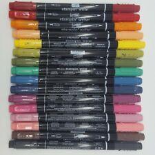 Stampin Up Stampin Write Water-based Dye Ink Marker Lot of 16