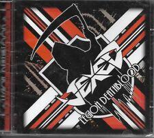 VEXED-LEGION DEATHBLOOD-CD-black-death-thrash-metal-total death-warhammer