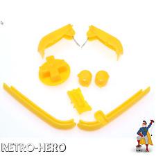 Nintendo Game Boy Advance Buttons GBA Knöpfe Tasten gameboy Pads Knopf yell gelb