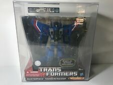 Transformers Masterpiece Thundercracker Toys R Us Hasbro AFA U85 Archival