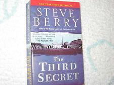 The Third Secret Steve Berry Suspense Adventure PB Series