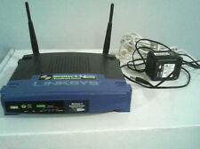 WRT54G v5 Linksys BROADBAND ROUTER wirelessG EtherFast switch ethernet internet