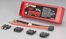 Venom 30C 5000mAh 7.4V 2 CELL LiPo Battery DEANS PLUG VEN15080
