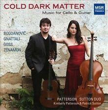 Cold Dark Matter - Music for Cello & Guitar [Dusan Bogdanovic, Radames Gnattali,