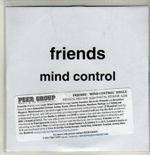 (CQ816) Friends, Mind Control - DJ CD