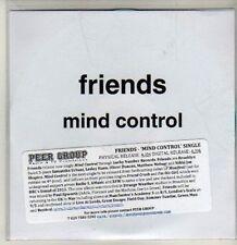 (CQ816) Friends, Mind Control - DJ CD