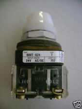 ALLEN BRADLEY 800TQ24 PILOT LIGHT WHITE 24 VOLT