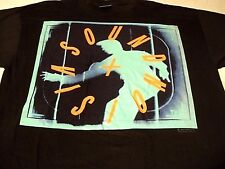 True Vtg NOS New DAVID BOWIE Deadstock SOUND + VISION 1990 Tour T-SHIRT One Size