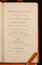 1797 2vols Residence in FRANCE by John GIFFORD