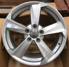"Audi Q2 Alloy Wheel 17x7.0"" 81A601025B ET45 Silver Finish Fully Refurbished"