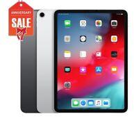 Apple iPad Pro 11in Wi-Fi, - Space Gray Silver - 64GB 256GB 512GB 1TB