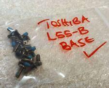 TOSHIBA Satellite L55-B L50-B Series Laptop Screws (for the Bottom Assembly)