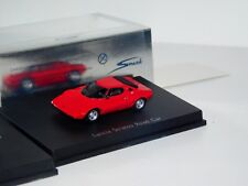 LANCIA STRATOS ROAD CAR RED SPARK 87S036 1/87