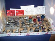 Large Lot of Nitro Engines And Parts  For Gas Powered RC Cars HPI,TRX,Hyper,TNT