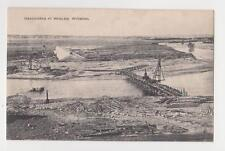 Whalen,WY.Headworks on Platte River,c.1909