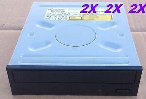1X DVD-ROM + ein DVD Gratis DVD Laufwerk S-ATA Schwarz diverse Marken Ware 1A