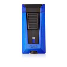 NEW Colibri Stealth Triple Jet Flame Lighter Cigar Lighter Boxed BLUE
