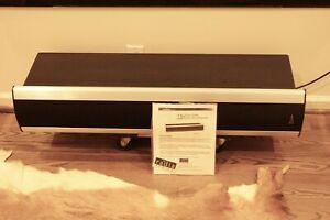 EXC Bohlender Graebener Model 220dx Radia Planar-Hybrid Center Channel Speaker