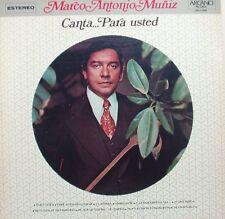 Marco Antonio Muniz    Canta Para Usted    LP