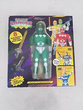 Look!! 1994 Vintage SOMA Sonic Green Ranger Action Figure NIB.