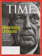 TIME MAGAZINE OCTOBER 21 2013 MICHAEL BLOOMBERG UNBOUND NEW&UNREAD SHIPS FREE