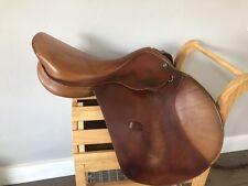 """Henri de Rivel Show Jumping Pro 19"""" XL Saddle"""