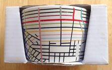 2013 McDONALD'S ITALIA RESTAURANT WARE GELATO CUP and SPOON, SELETTI, NEW IN BOX