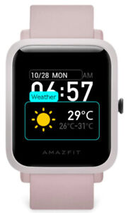 Amazfit Bip S Fitness Smartwatch, 40Days Battery Life, Sport ,Heart Rate, Pink