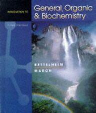 INTRO TO GEN,ORG & BIOCHEM 5E (Saunders Golden Sun