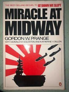 Miracle at Midway, Paperback by Gordon William Prange