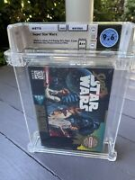 Super Star Wars SNES 💎 9.6 A++ 💎 1996 Players Choice w Deep Badge